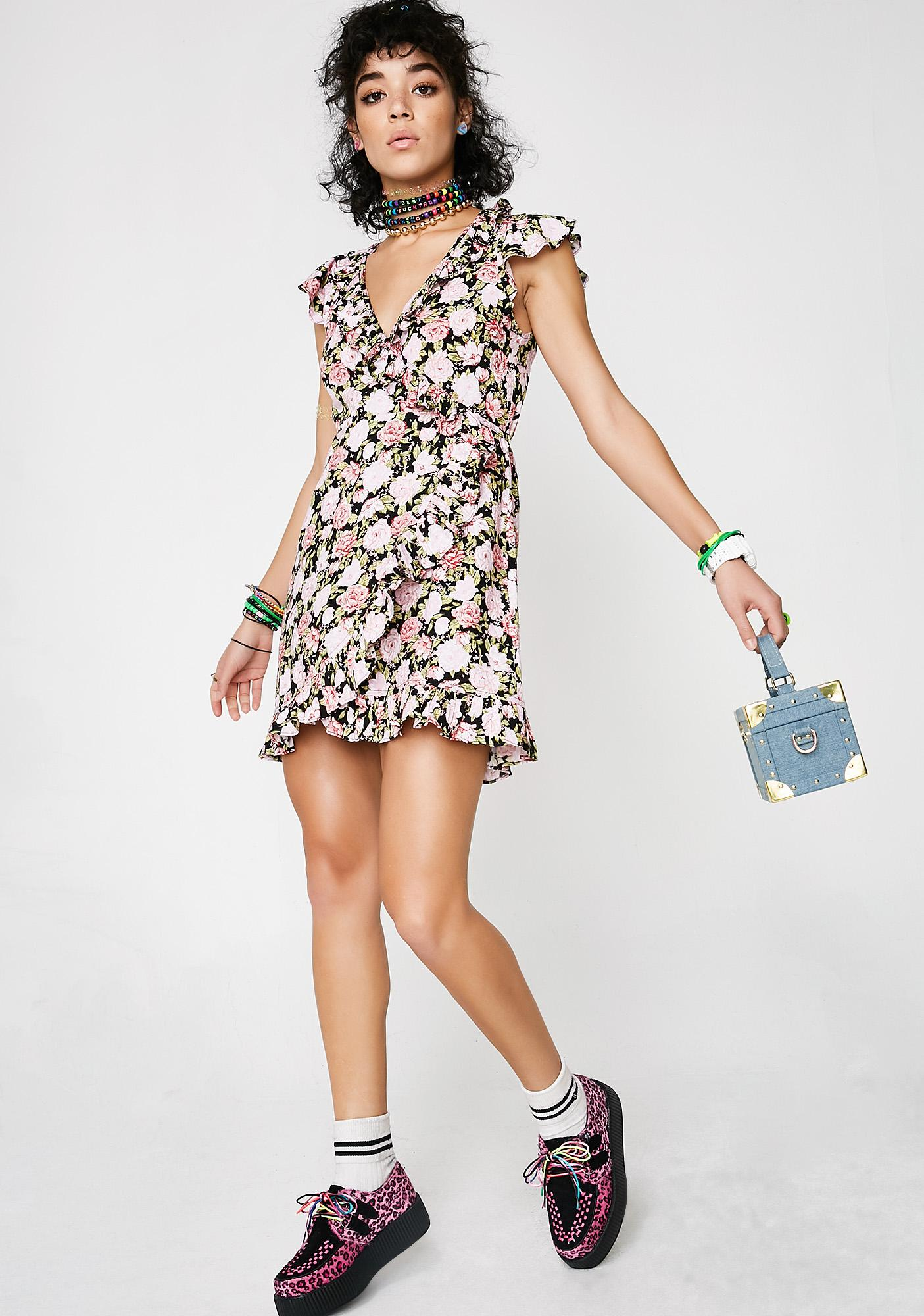 Motel In Bloom Rica Dress