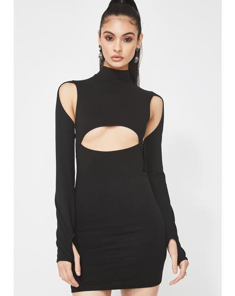 Matcha Mini Dress