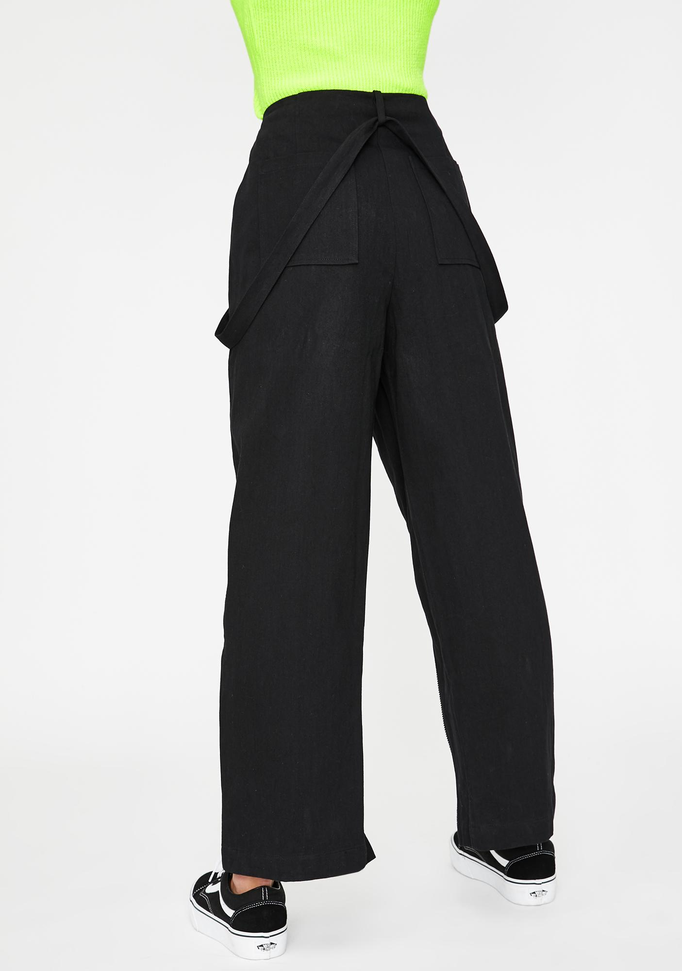 The Ragged Priest Mistake Suspender Pants