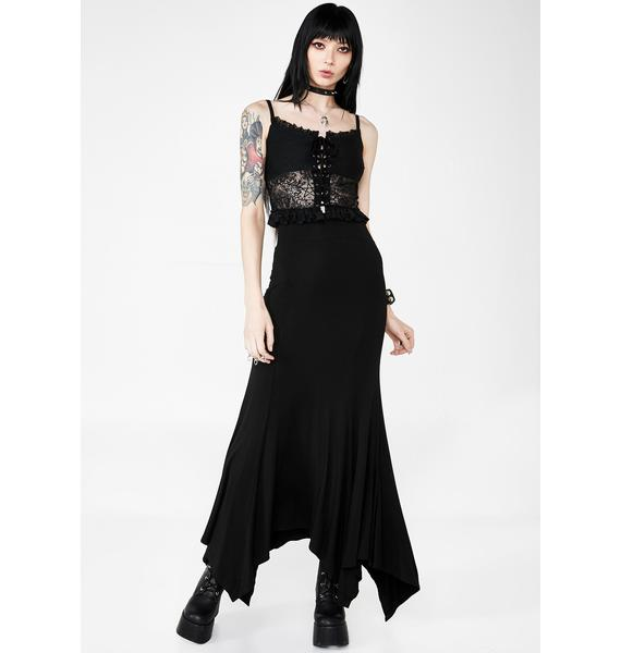Killstar Sabina Lace Top