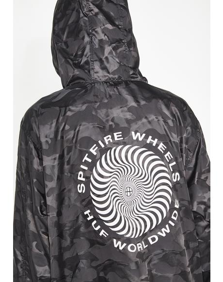 Spitfire Packable Anorak
