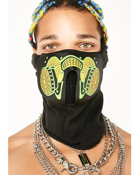Apoca-Lit Sound Reactive Dust Mask
