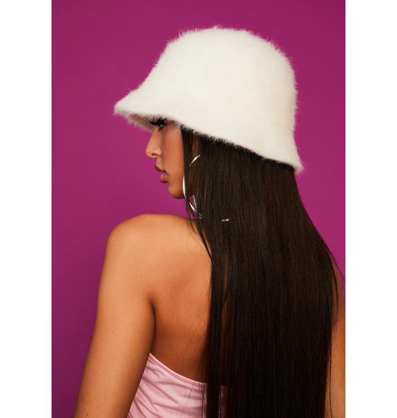 Dolls Kill x Bratz Bunny Boo Mohair Hat