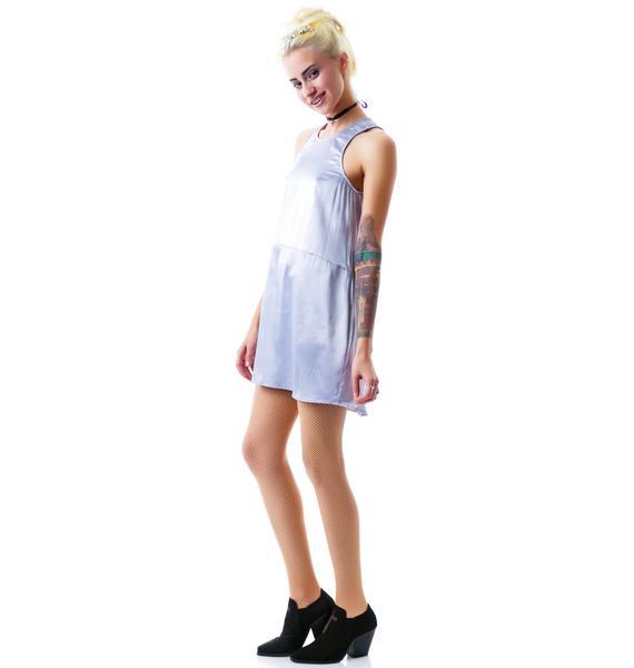 For Love & Lemons Interlude Mini Dress