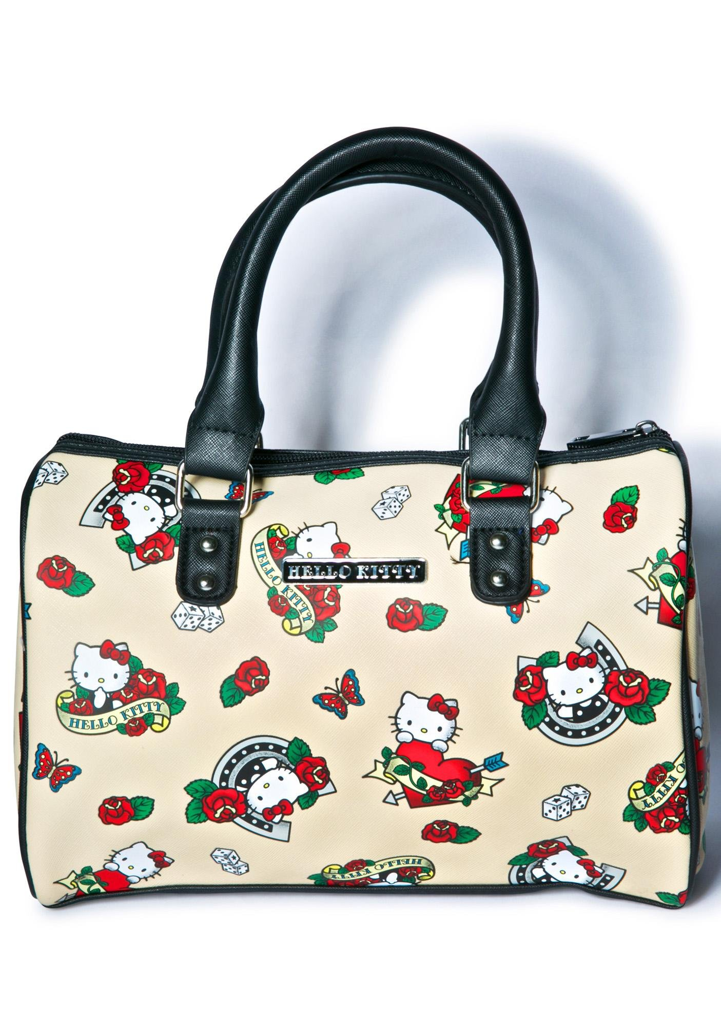 Sanrio Hello Kitty Rose Satchel