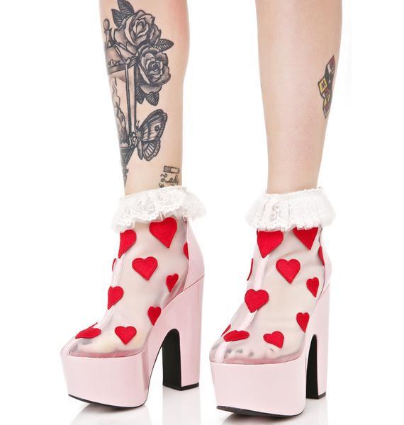 Sugarbaby Lucy Wedge Heels