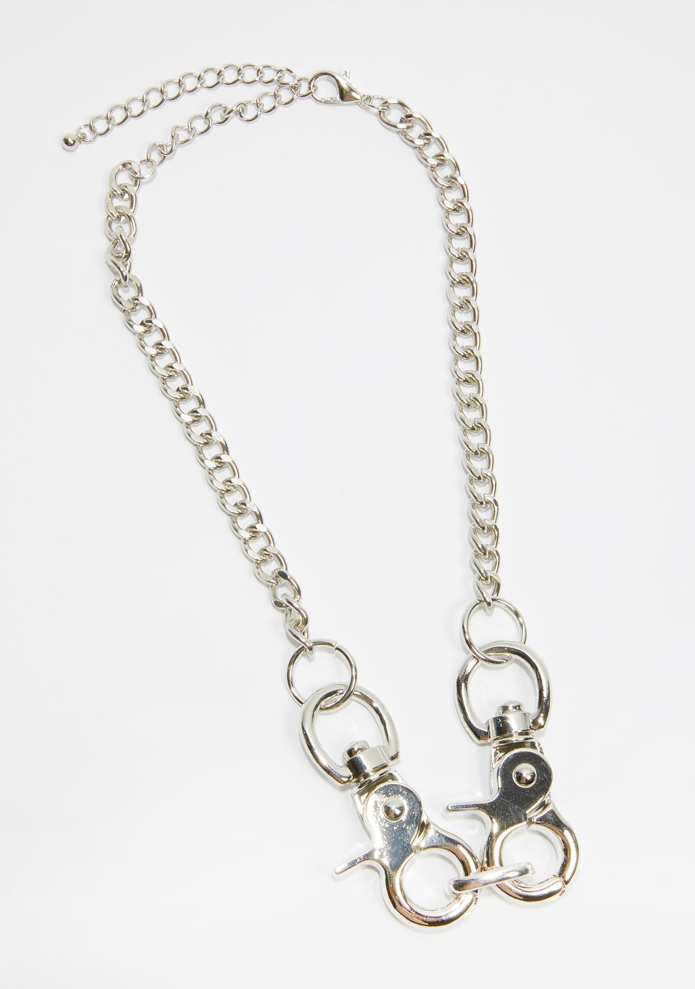 Let's Build Chain Necklace