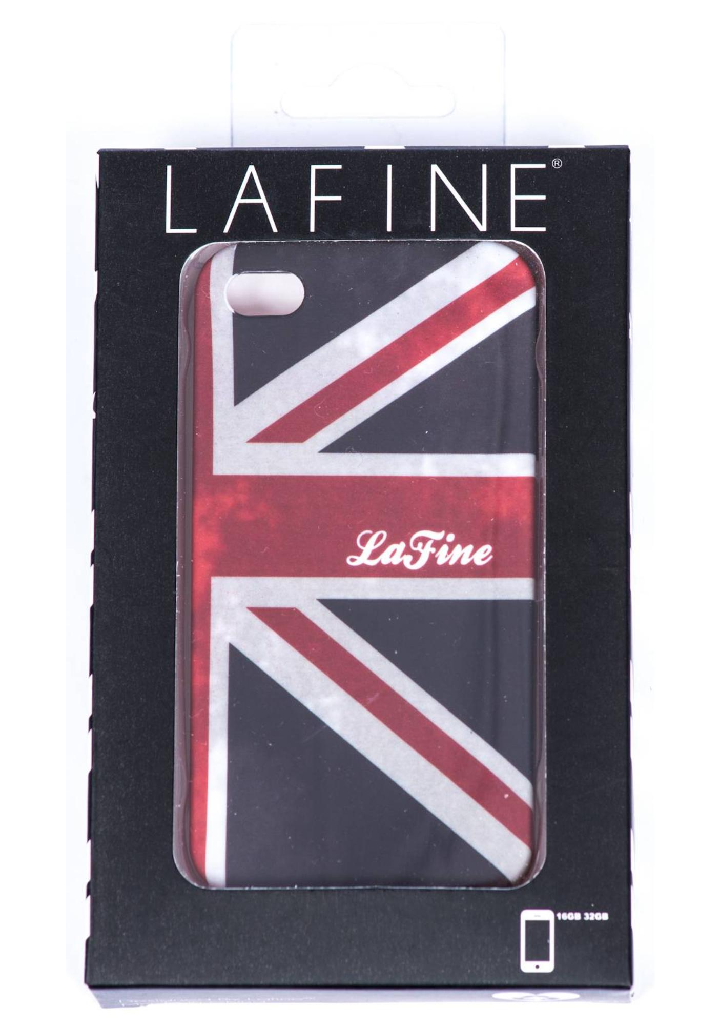 Lafine Union Jack iPhone Case