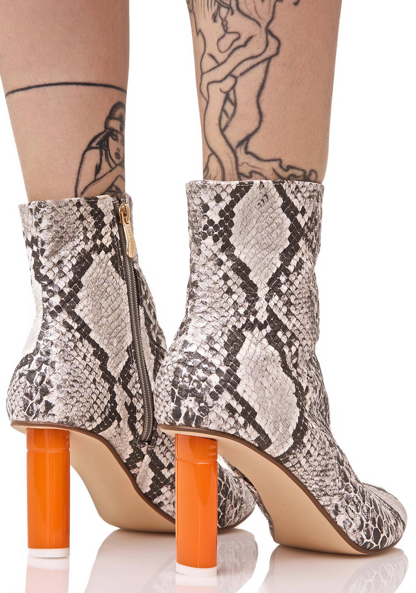 Venom Ankle Boots