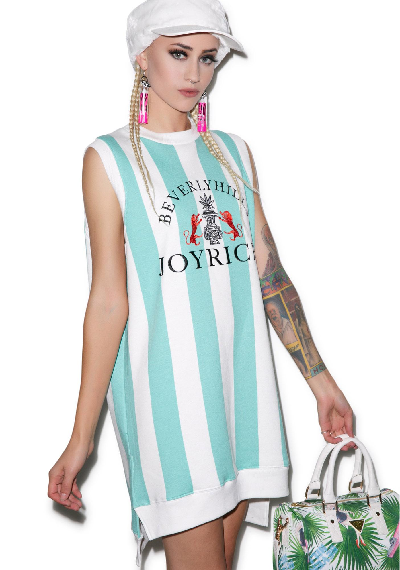 Joyrich Bold Lane Sleeveless Dress