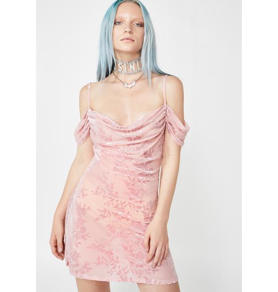 Sugar Thrillz Love De Lux Velvet Dress