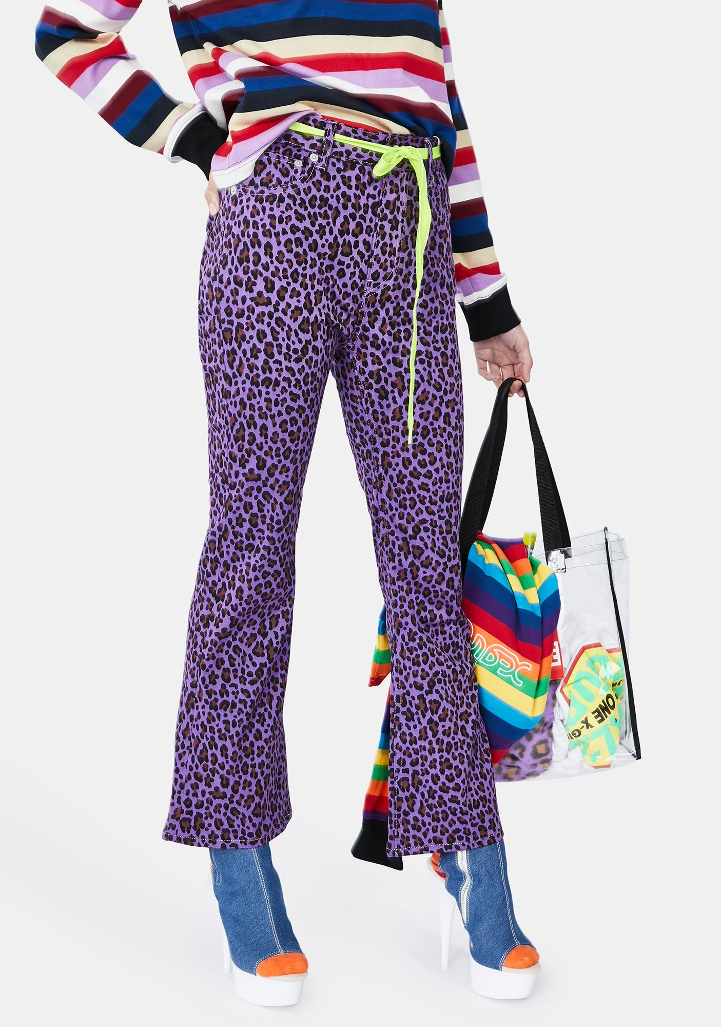 x-Girl Number One Up Flare Pants