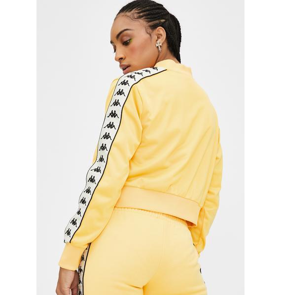 Kappa Banana 222 Banda Asber Crop Jacket
