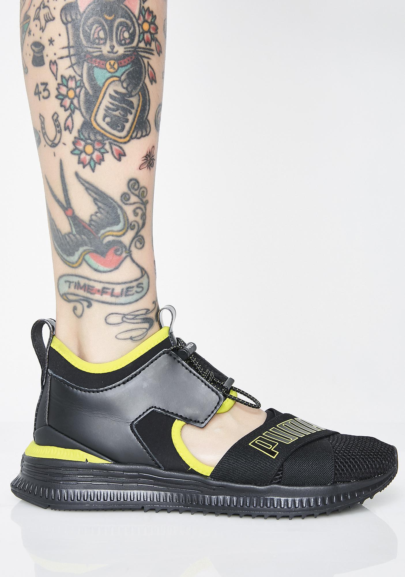 PUMA Dark FENTY PUMA by Rihanna Avid Sneakers