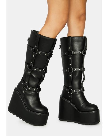 Stomp O-Ring Boot