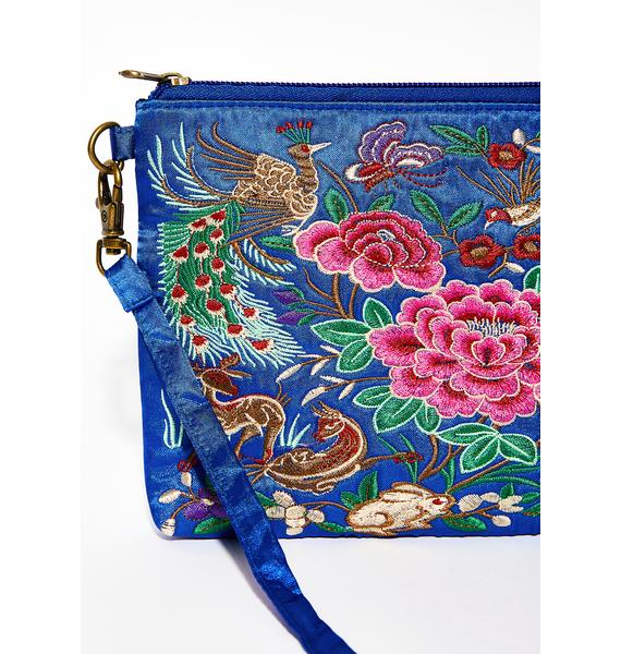 Precious Secrets Crossbody Bag