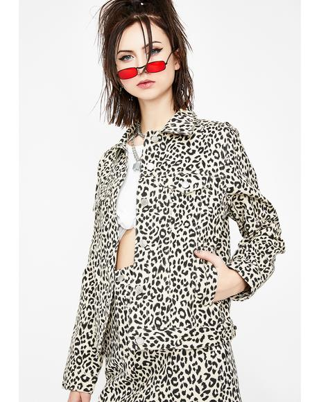 Go Berserk Leopard Jacket