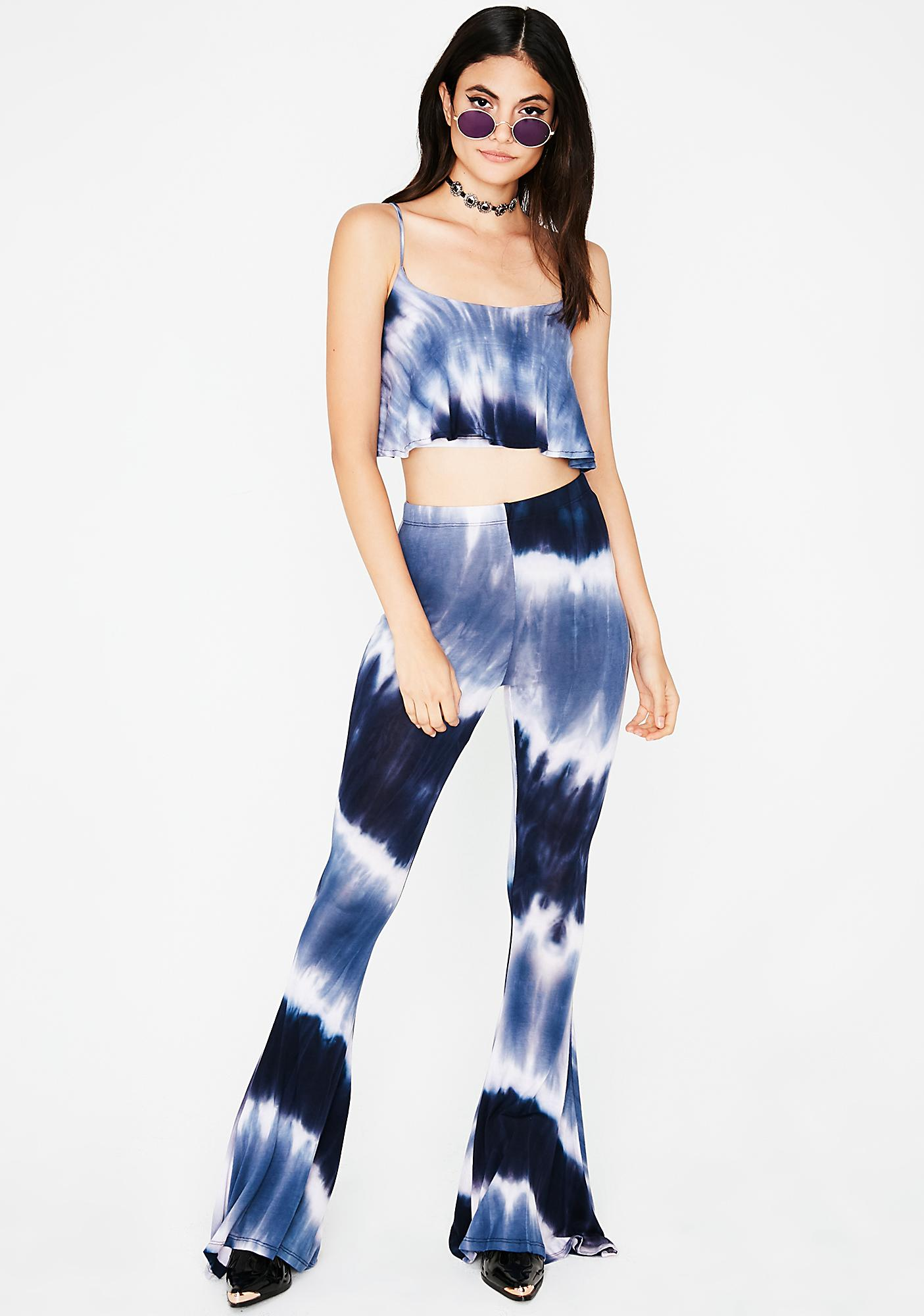 Shades Of Cool Tie Dye Set