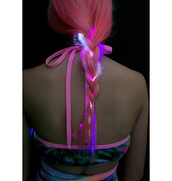 Prism Light-Up Hair Clip