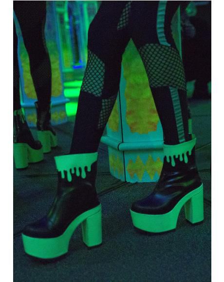 Lava Glow Boots