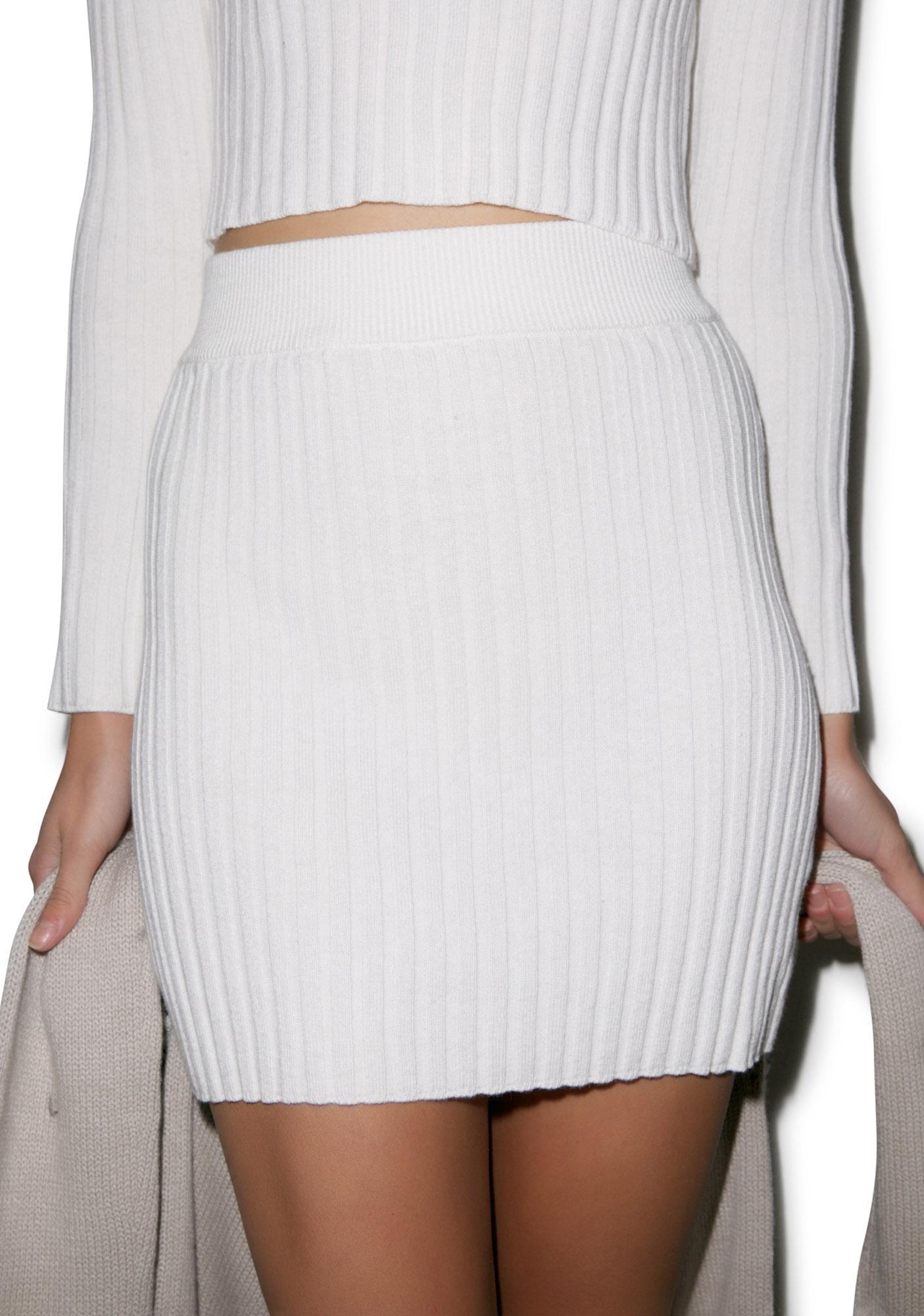 For Love & Lemons Snuggler Skirt