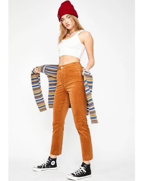 Fallin' Hard Corduroy Pants