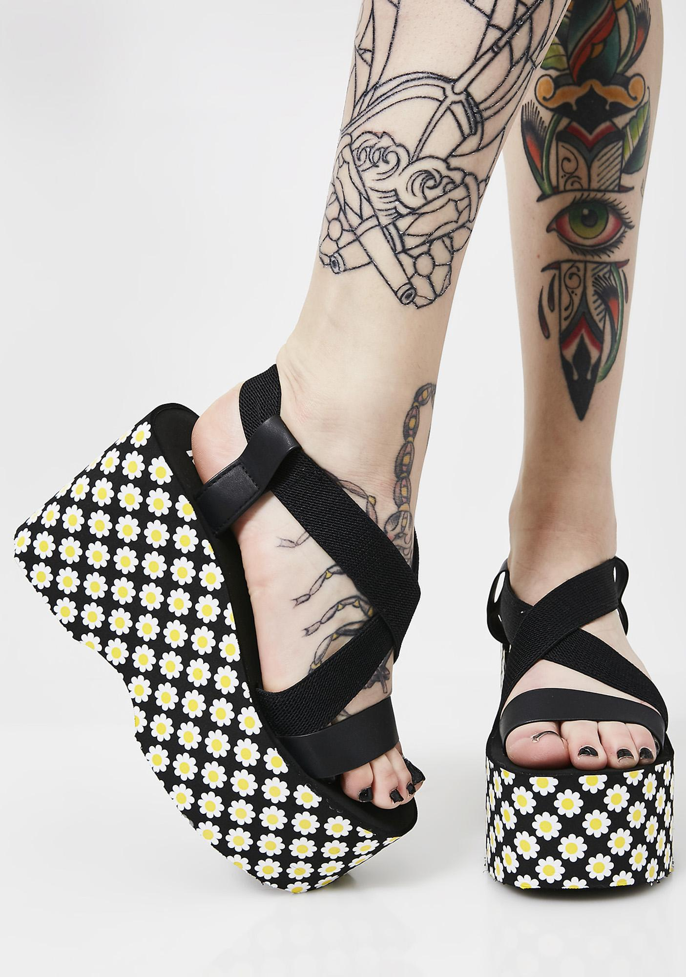 Rocket Dog Daisy Platform Sandals