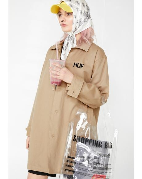 Popeye Trench Jacket