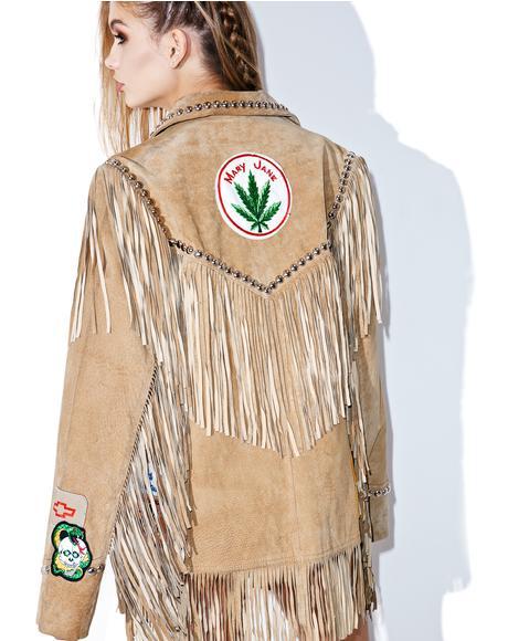 Harvest Moon Fringe Jacket