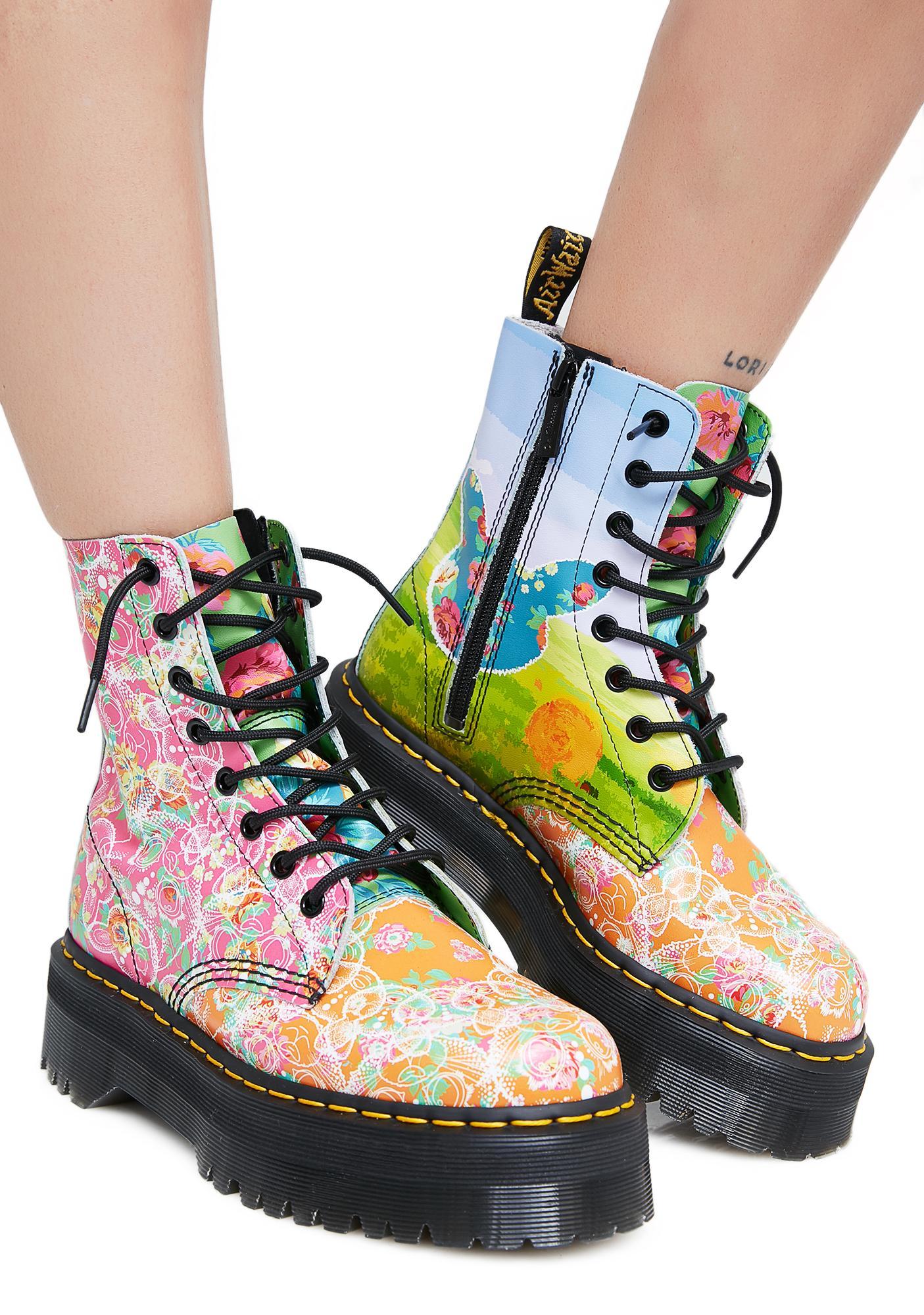 Dr. Martens Jadon Daze Boots