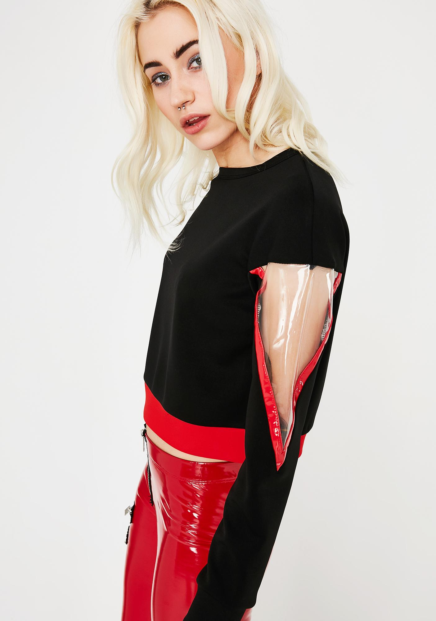 Can't Slip Away Long Sleeve Top