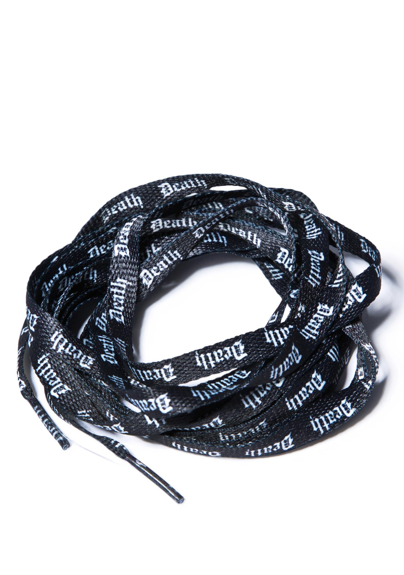 Mishka Neighborhood Sniper Shoe Laces