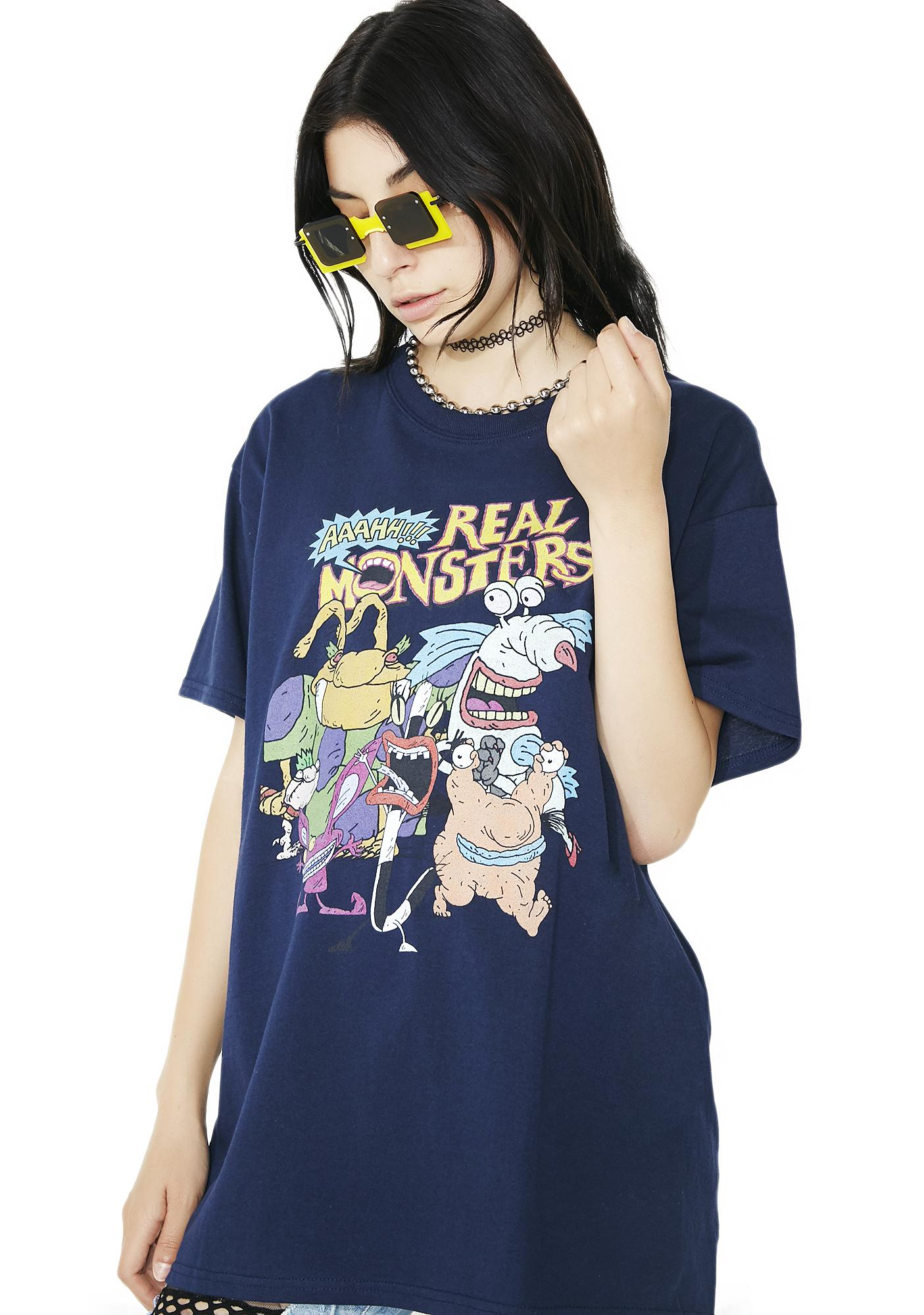 Creature Gang Graphic Tee