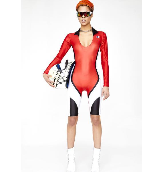 Varenne Arrondissement Racer Bodysuit