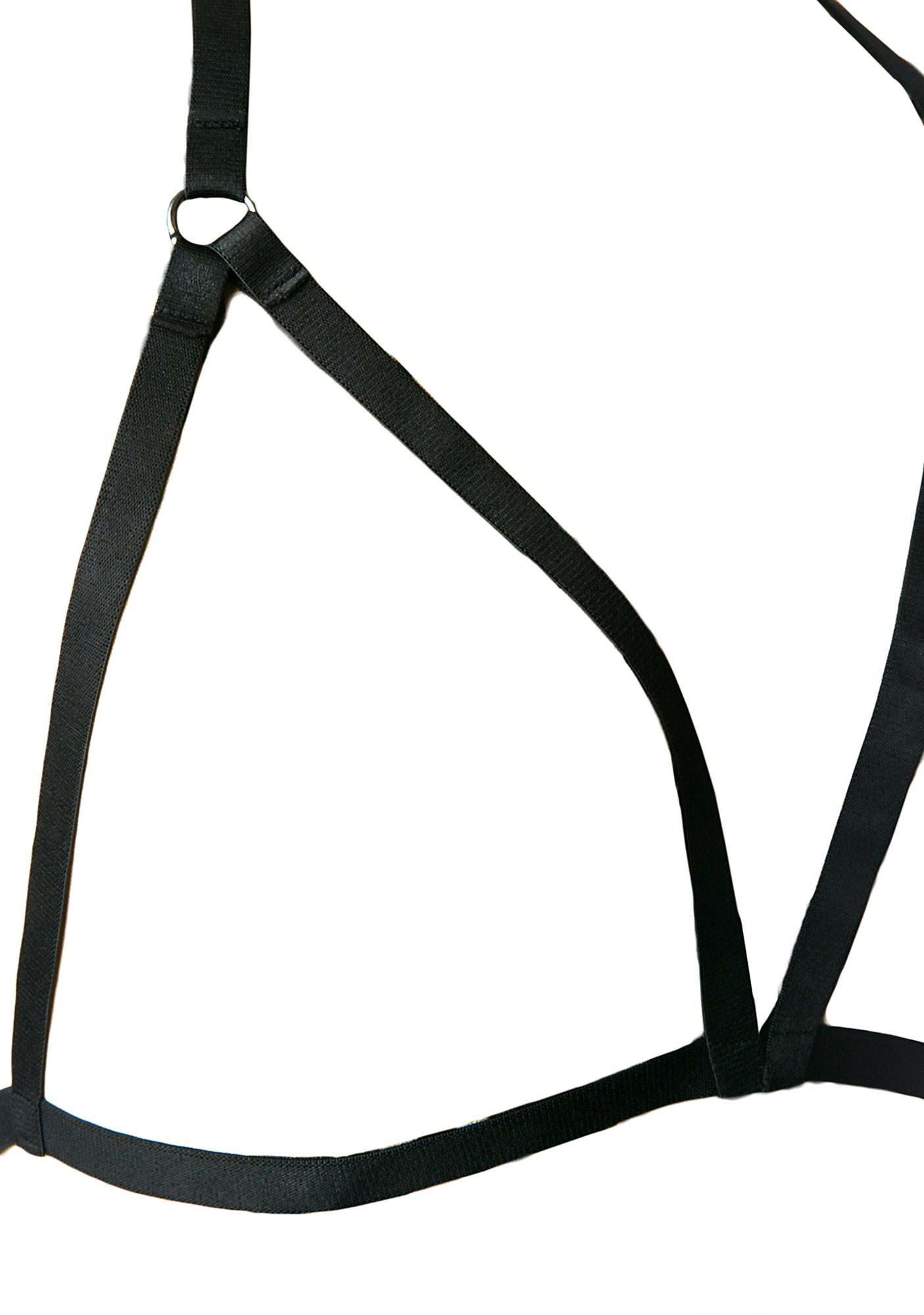 Ternary Harness Bralette