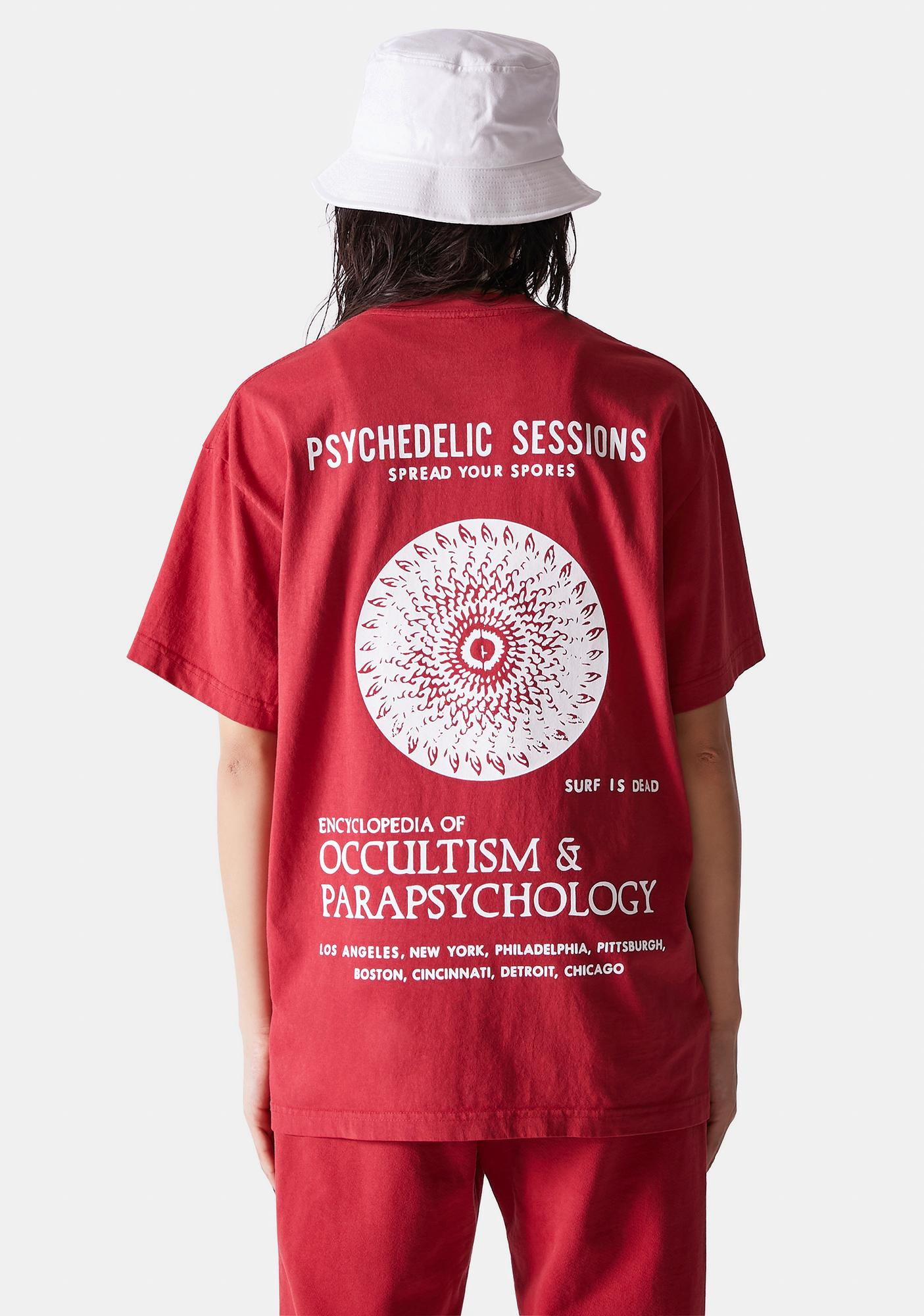 Surf is Dead Psychedelic Sessions Graphic Tee