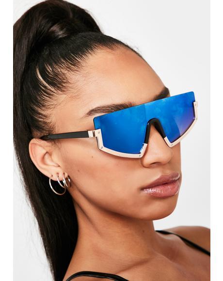 Azure I'm In Charge Sunglasses