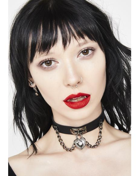Infatuated Heart Choker