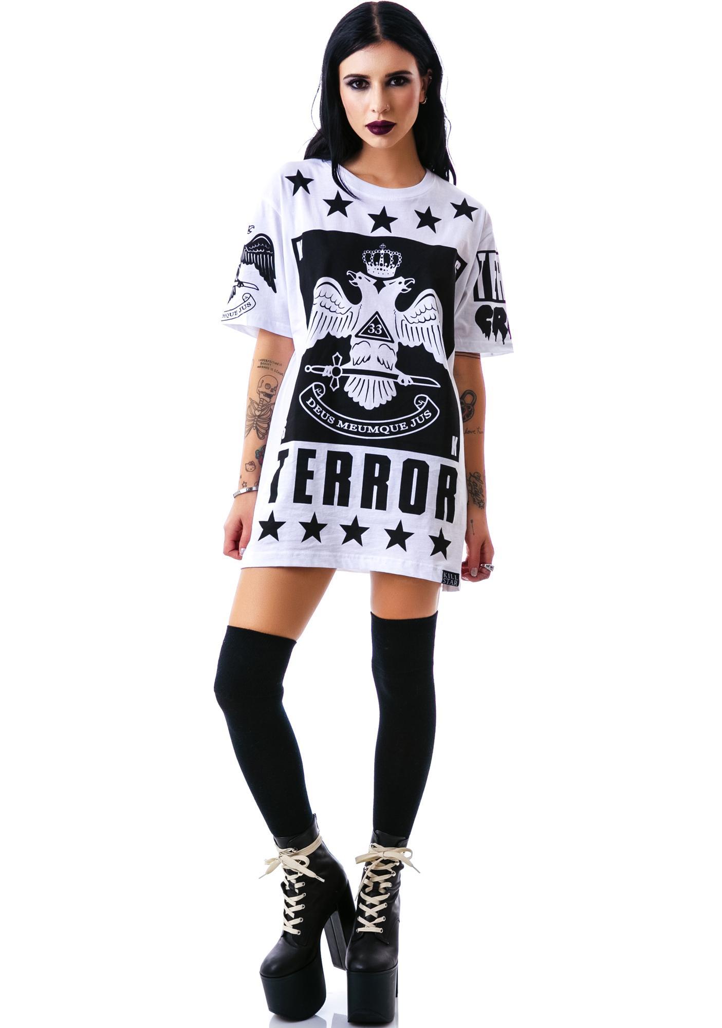 Killstar Terror T-Shirt