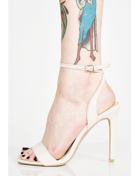 Fancy Huh Strappy Heels