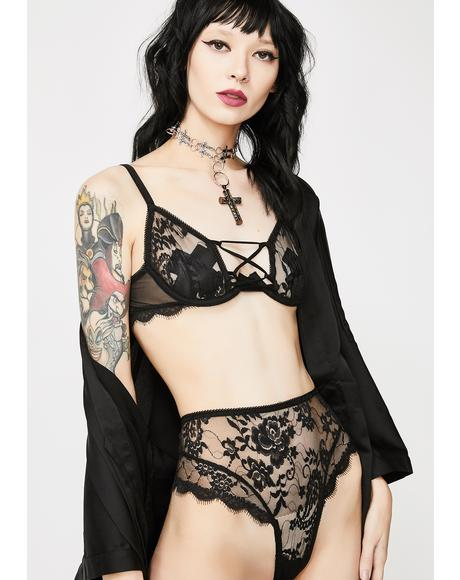 Siren Seductress Lace Set