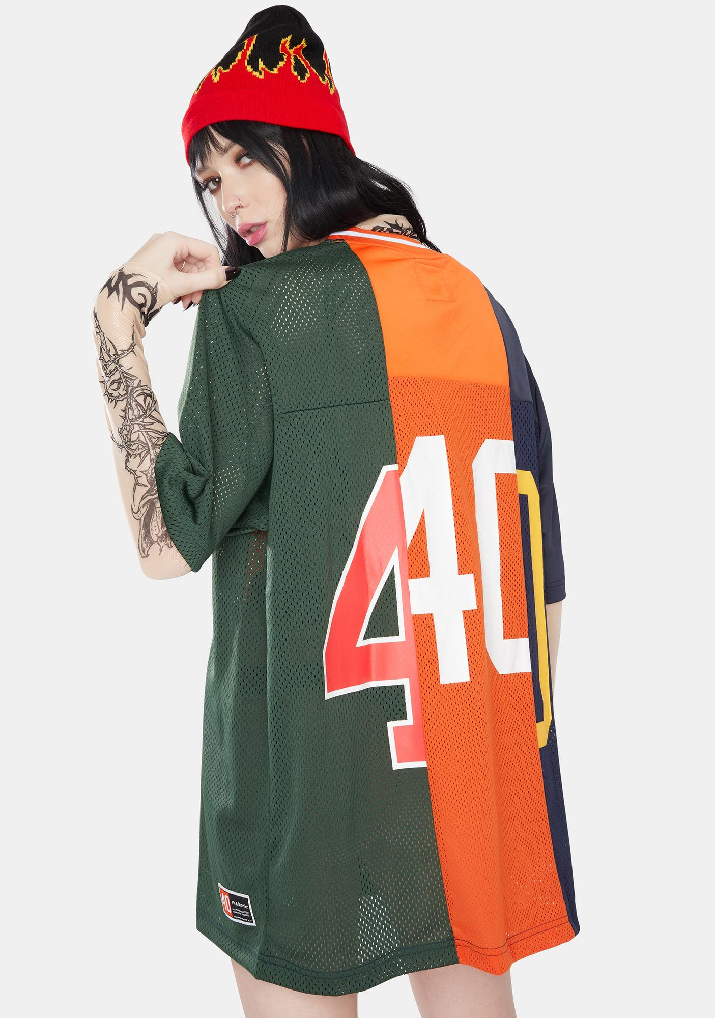 40s & Shorties Game Day Jersey