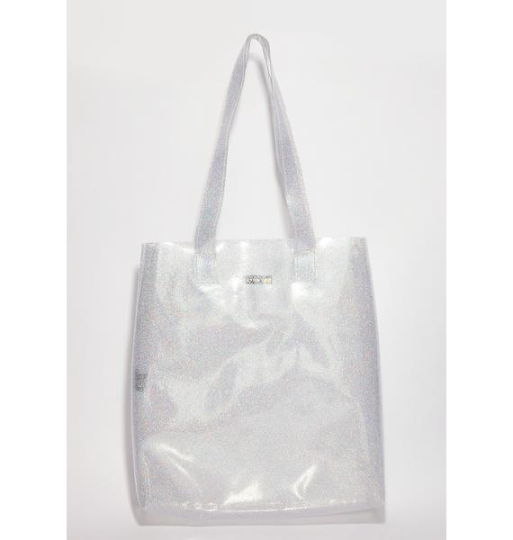 Skinnydip Fairy Dust Tote Bag