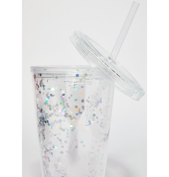 Disco Light Up Cup