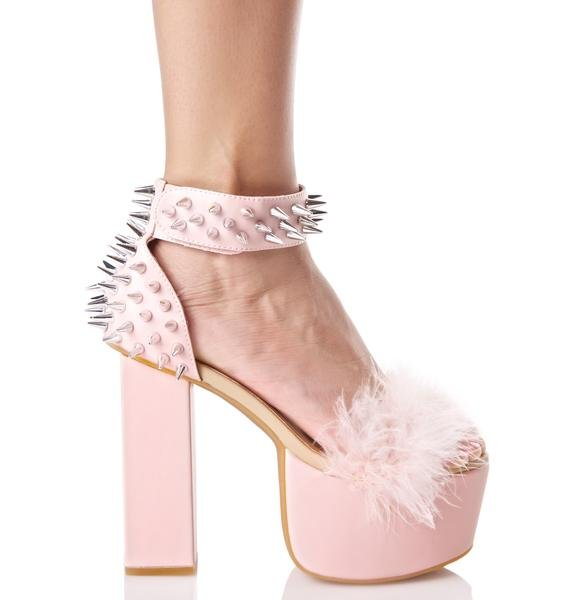 Sugar Thrillz Rock Garden Heels