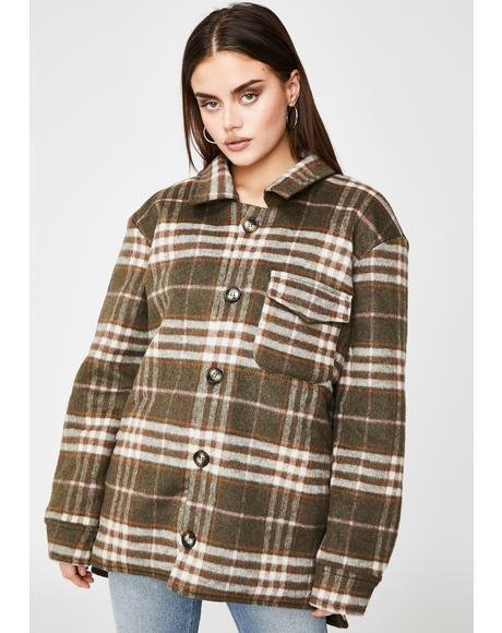 Courtney Plaid Jacket