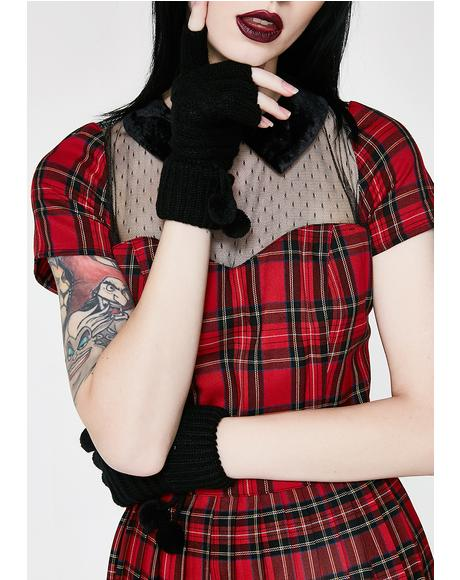Tight Grip Fingerless Gloves