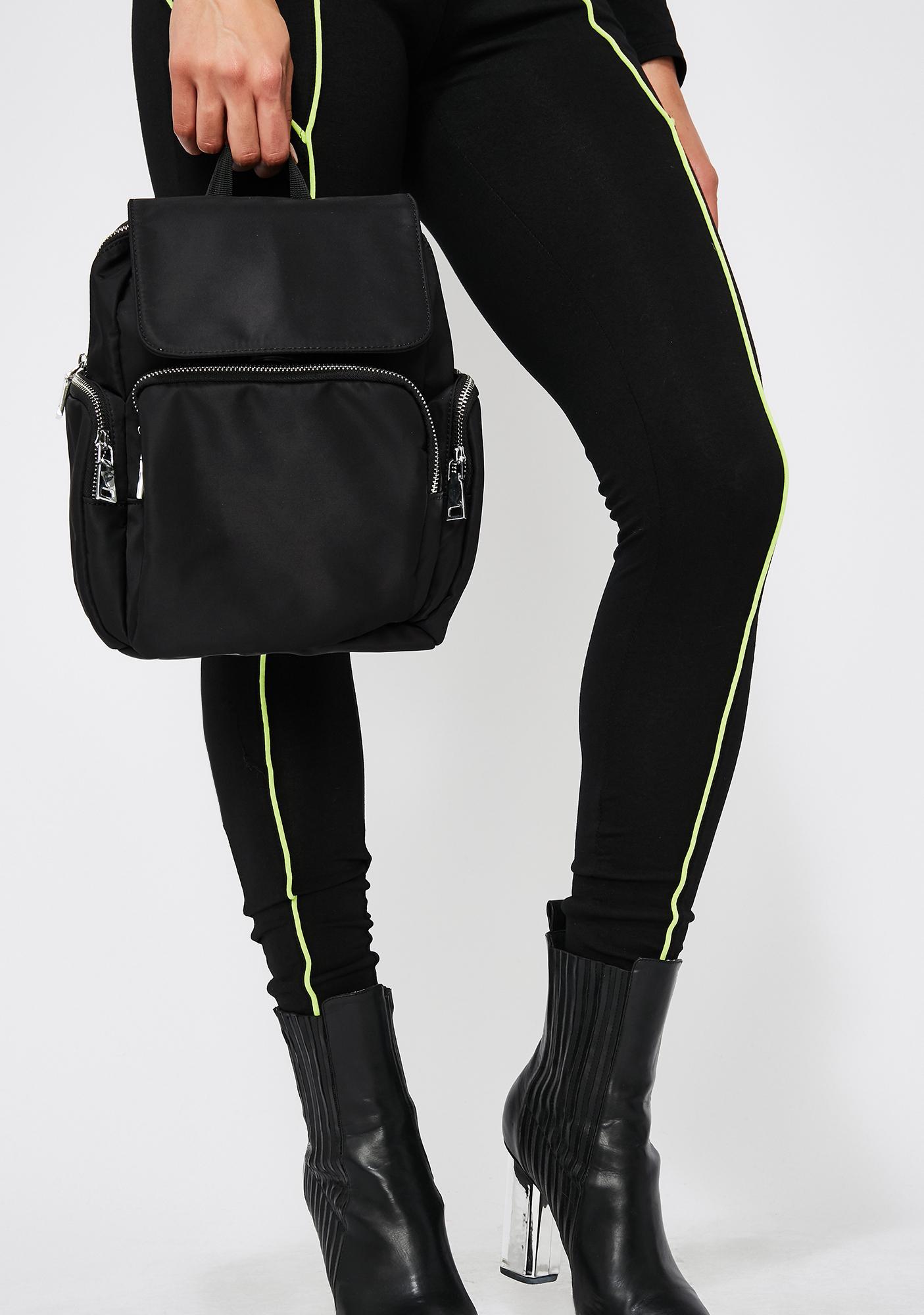 Chic Habits Mini Backpack