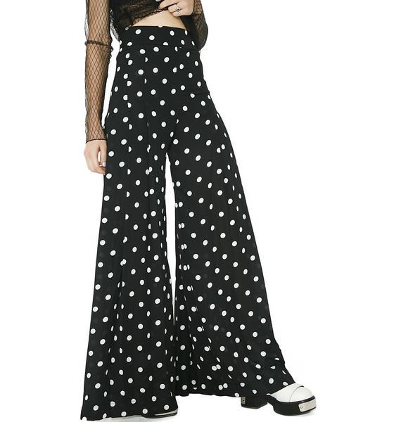 Minnie Polka Dot Pants
