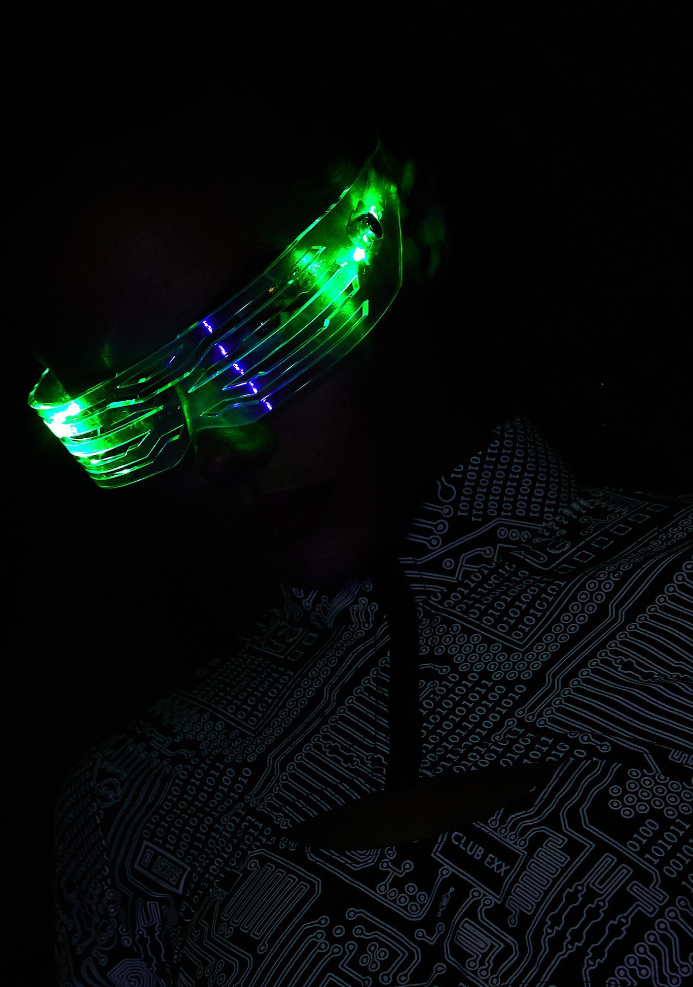 Cyberdog Light Transformer Visor